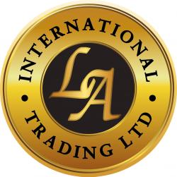 LA int logo